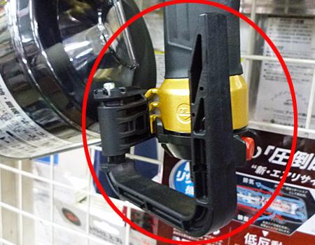 hitachi(日立)高圧ロール釘打機NV90HMC~フック
