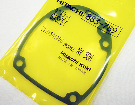 hitachi(日立)高圧ロール釘打機NV65HMJ修理部品~ガスケット