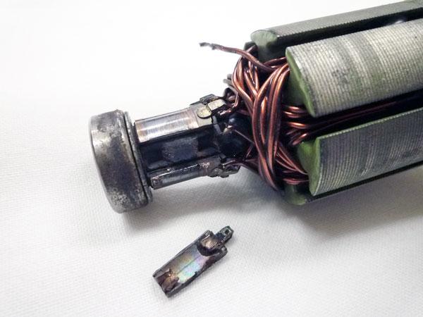 HiKOKI(旧・日立工機)コードレス丸のこC14DSLを分解したら組み直せなくなった